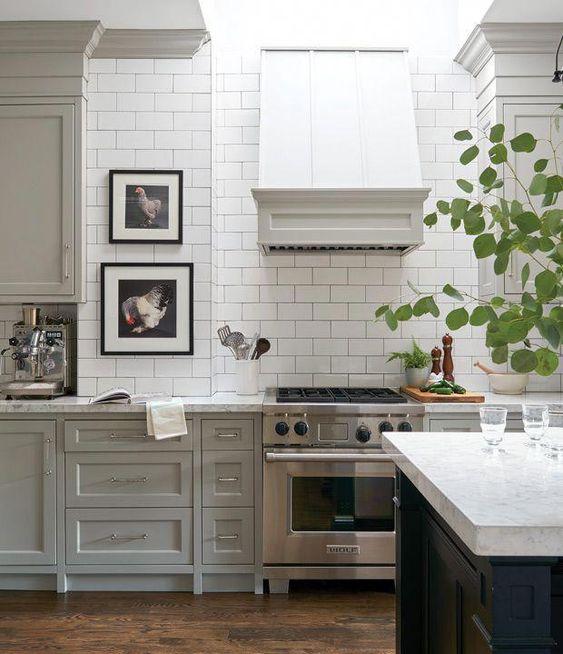pochłaniacz w kuchni