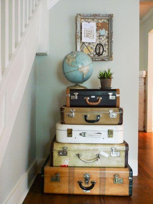 walizki jako mebel