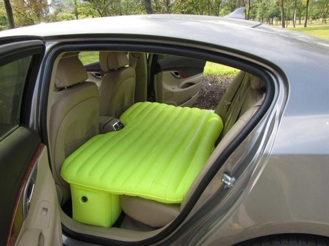 materac do spania do samochodu osobowego