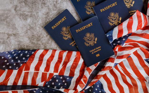 paszporty usa