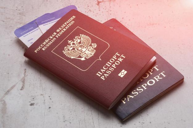 paszporty rosyjskie
