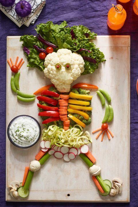 triki dla rodziców -warzywa