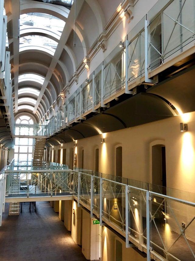 hotel w starym więzieniu