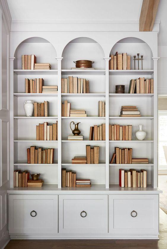 biblioteka domowa