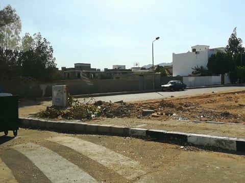 Dahab egipt ulica