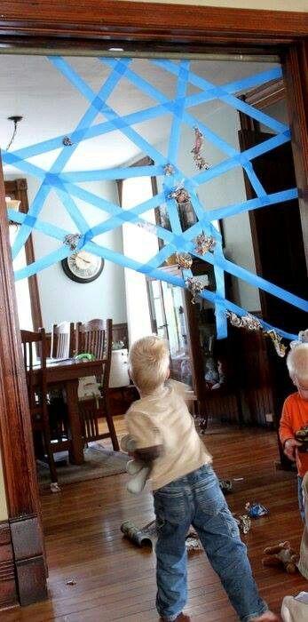gra w pająka