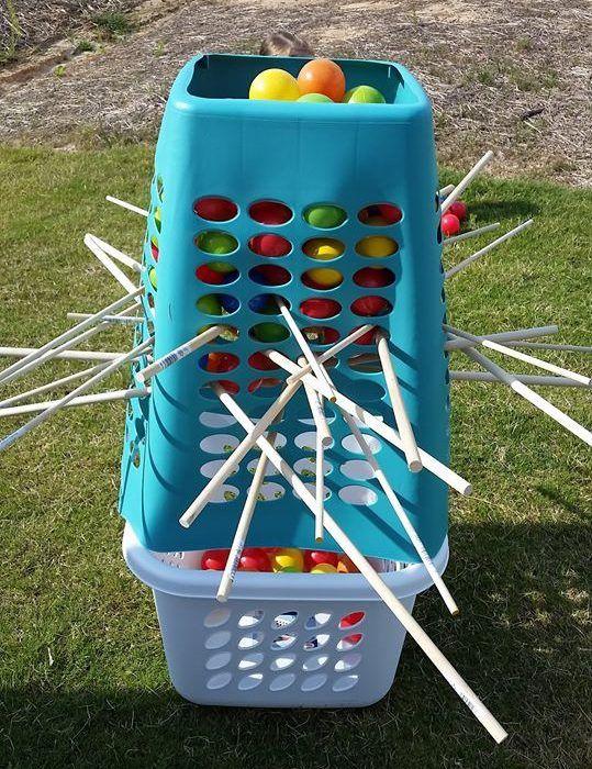 aktywności outdoorowe zabawa