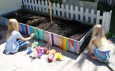 aktywności outdoorowe ogródek dla dzieci