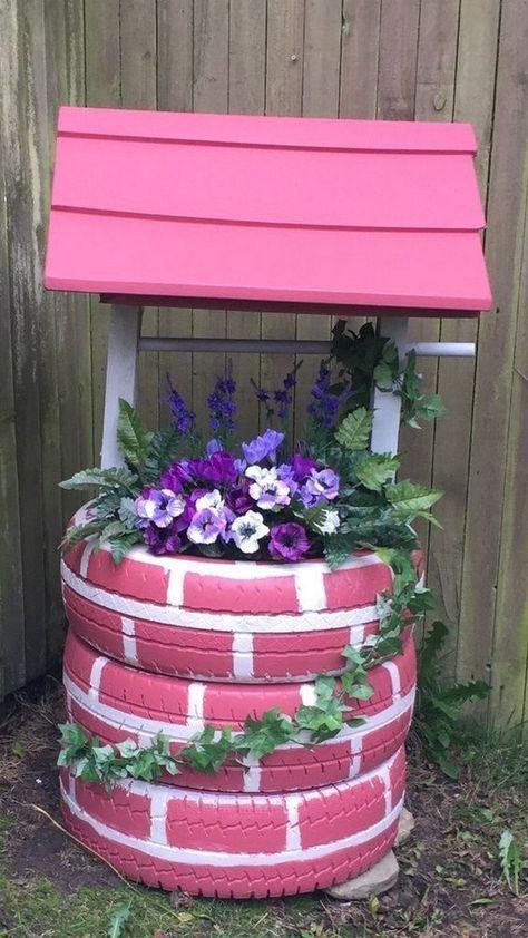 17 uroczych projektów do ogrodu, które można wykonać w jeden weekend!