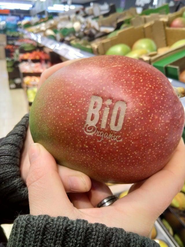 owoce ze stemplami
