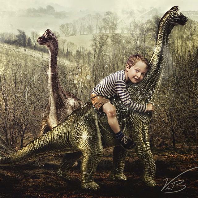 25 fantastycznych zdjęć, które przenoszą do dziecięcego świata marzeń