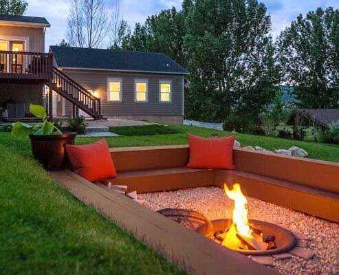 15 tanich sposobów na ognisko w ogródku. Idealne na zimniejsze letnie wieczory!