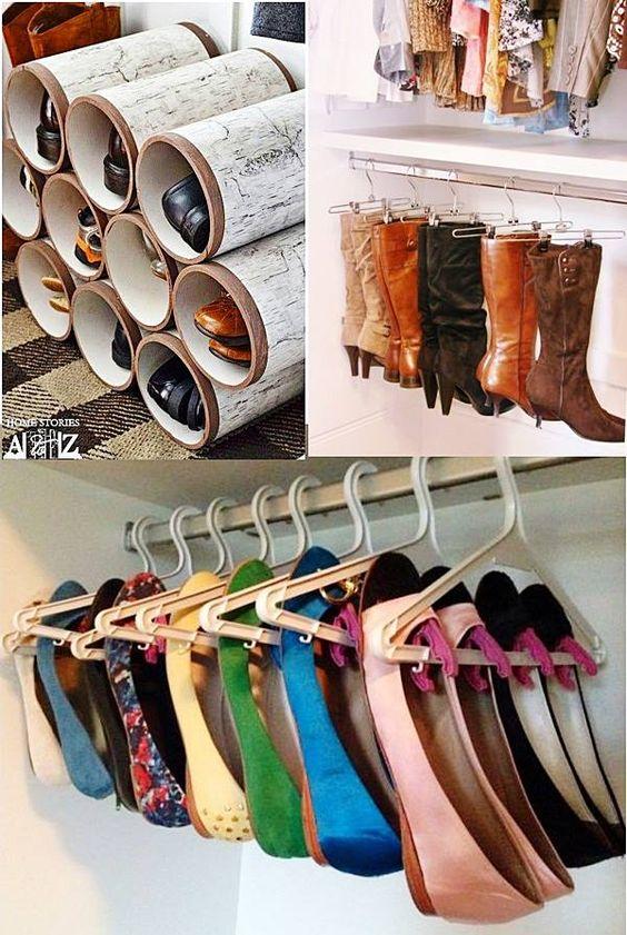 organizacja butów