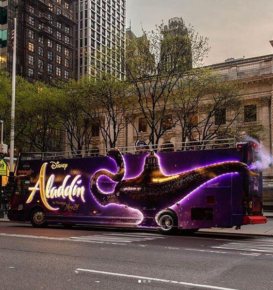 15 niebanalnych reklam na autobusach. Ich projektanci wykazali się wyjątkową pomysłowością