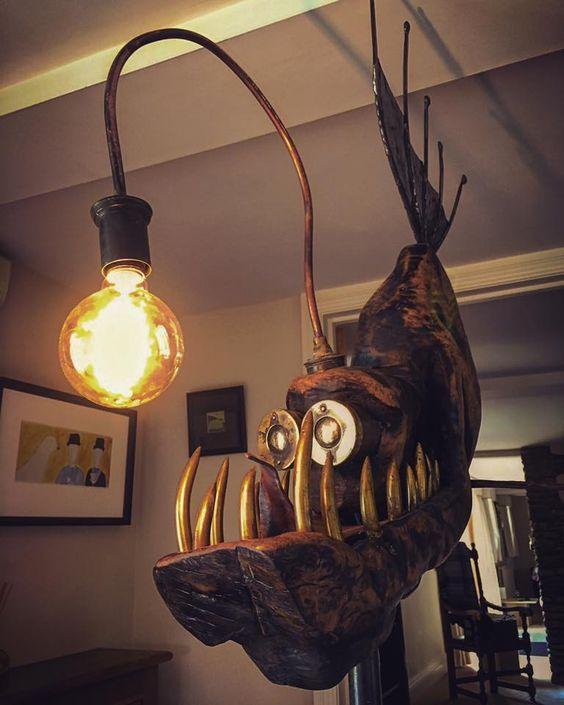 lampa ryba