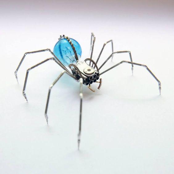 ozdoba pająk