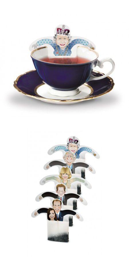 torebki z herbatą