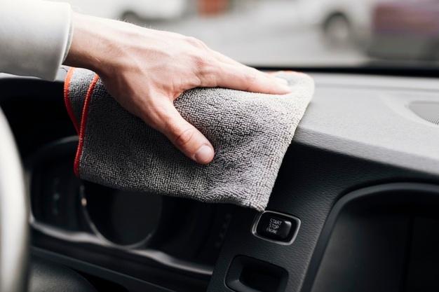 czyszczenia auta