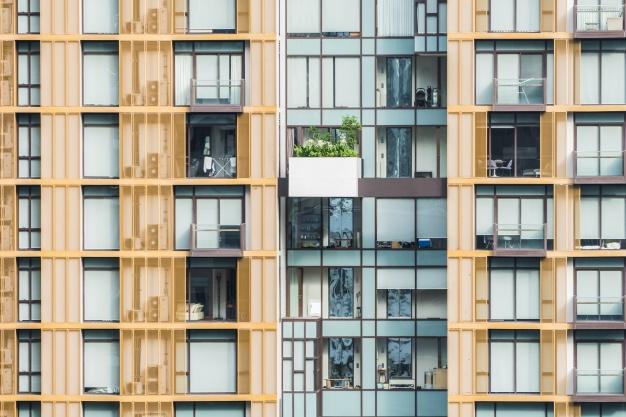 zwyczaje mieszkaniowe - blok