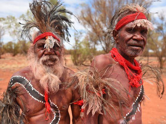 ciekawostki o australii - aborygeni