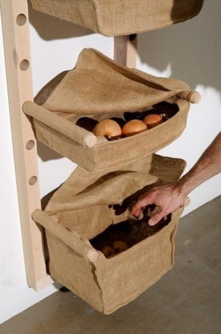 gadżety przydatne w kuchni - kosze