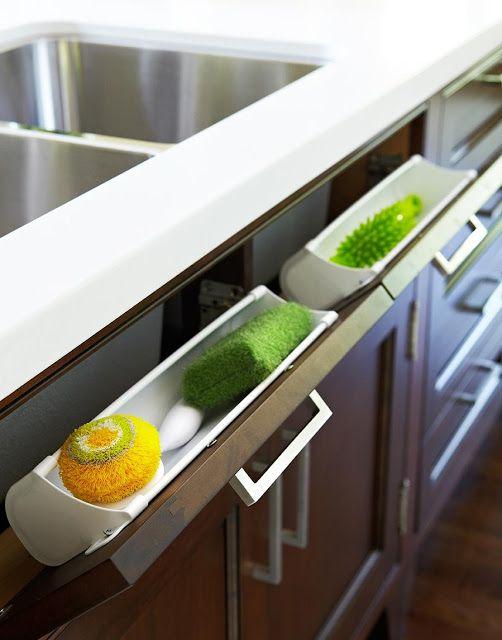 gadżety przydatne w kuchni - szafka