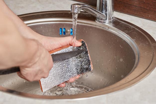jakich produktów nie należy myć