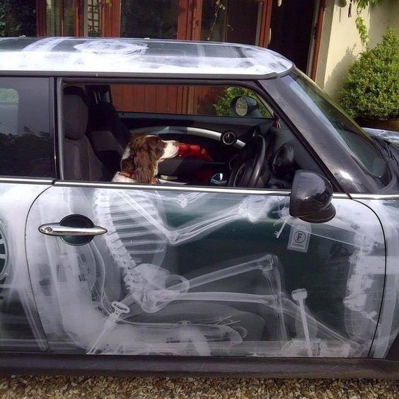 14 dziwnych i niezwykłych samochodów, które przyciągają wzrok każdego!