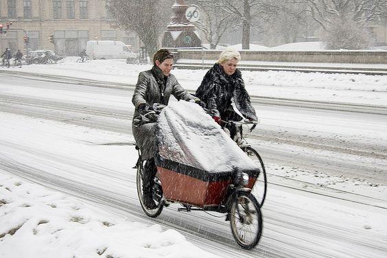 rowerzyści